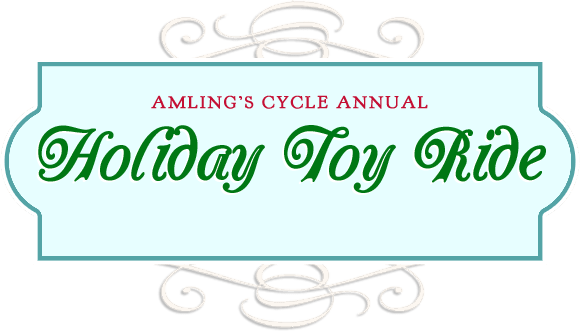 Amling's Cycle Holiday Toy Ride